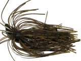 Old Jiggers Copperhead Weedless Swim Jig - DC Green