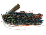 Old Jiggers Copperhead Weedless Football Jig - OJ Bluegill