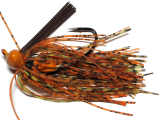 Old Jiggers Copperhead Weedless Football Jig - Rude Jig