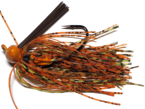 Copperhead Football Jigs